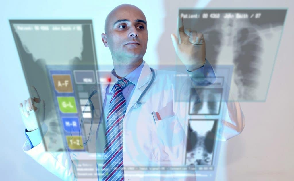 Augmented Reality In Healthcare Industry