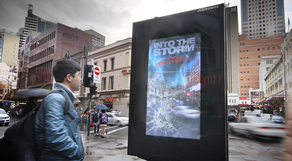 Movie Promotions Through Augmented Reality 3rockar