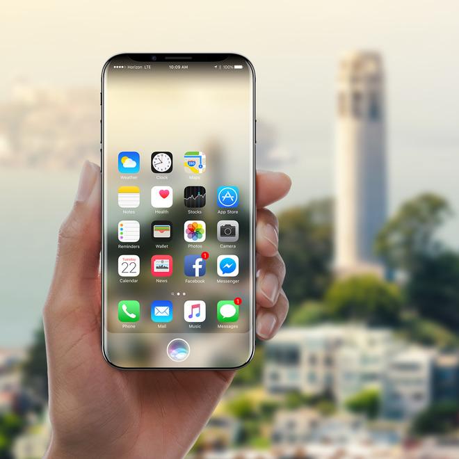 iPhone 8 augmented reality Siri