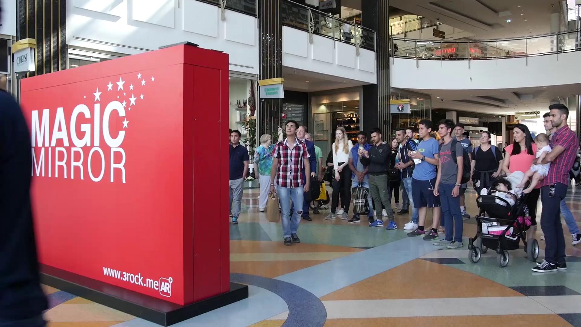 Augmented Reality Advertising For Better ROI | 3RockAR Advertising