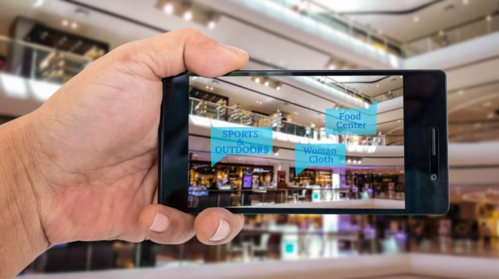 Augmented Reality: The Future Of Retail | 3RockAR Advertising Services