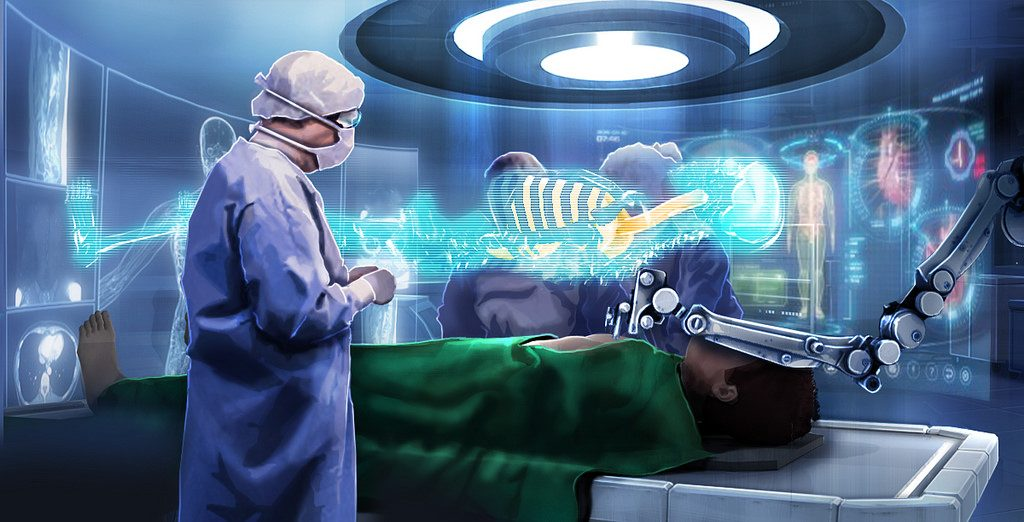 How Augmented Reality Is Changing Healthcare | 3RockAR Advertising