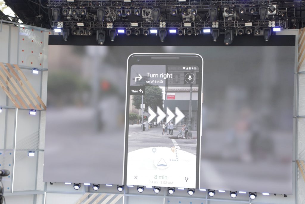 Google Maps Augmented Reality Feature Is Here | 3RockAR Advertising