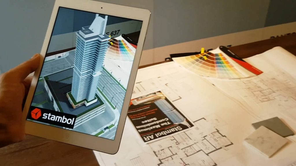 Augmented Reality in Architecture | 3rockAR Advertising