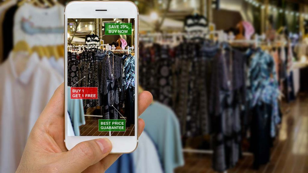 Augmented Reality is Shaping the Future of Shopping | 3rockAR