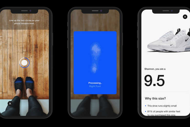 Nike Unveils New Customer-Driven Augmented Reality App | 3rockAR
