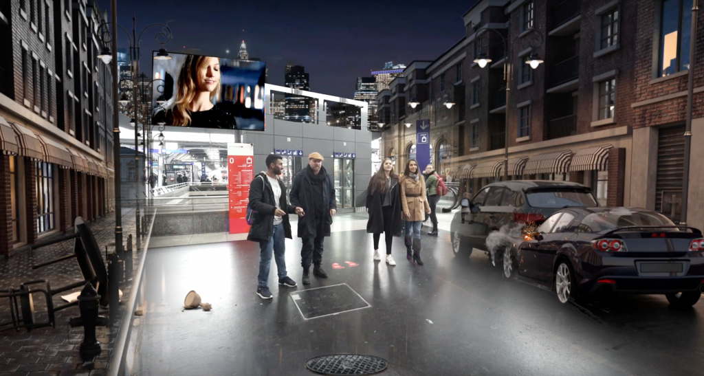 Augmented Reality Advertising 3rockAR Agency London