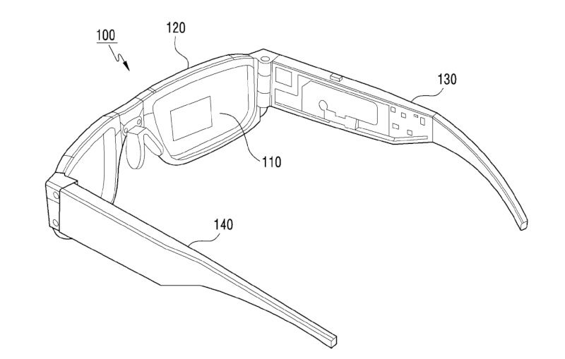 Samsung Developing Foldable Augmented Reality Glasses | 3rockAR