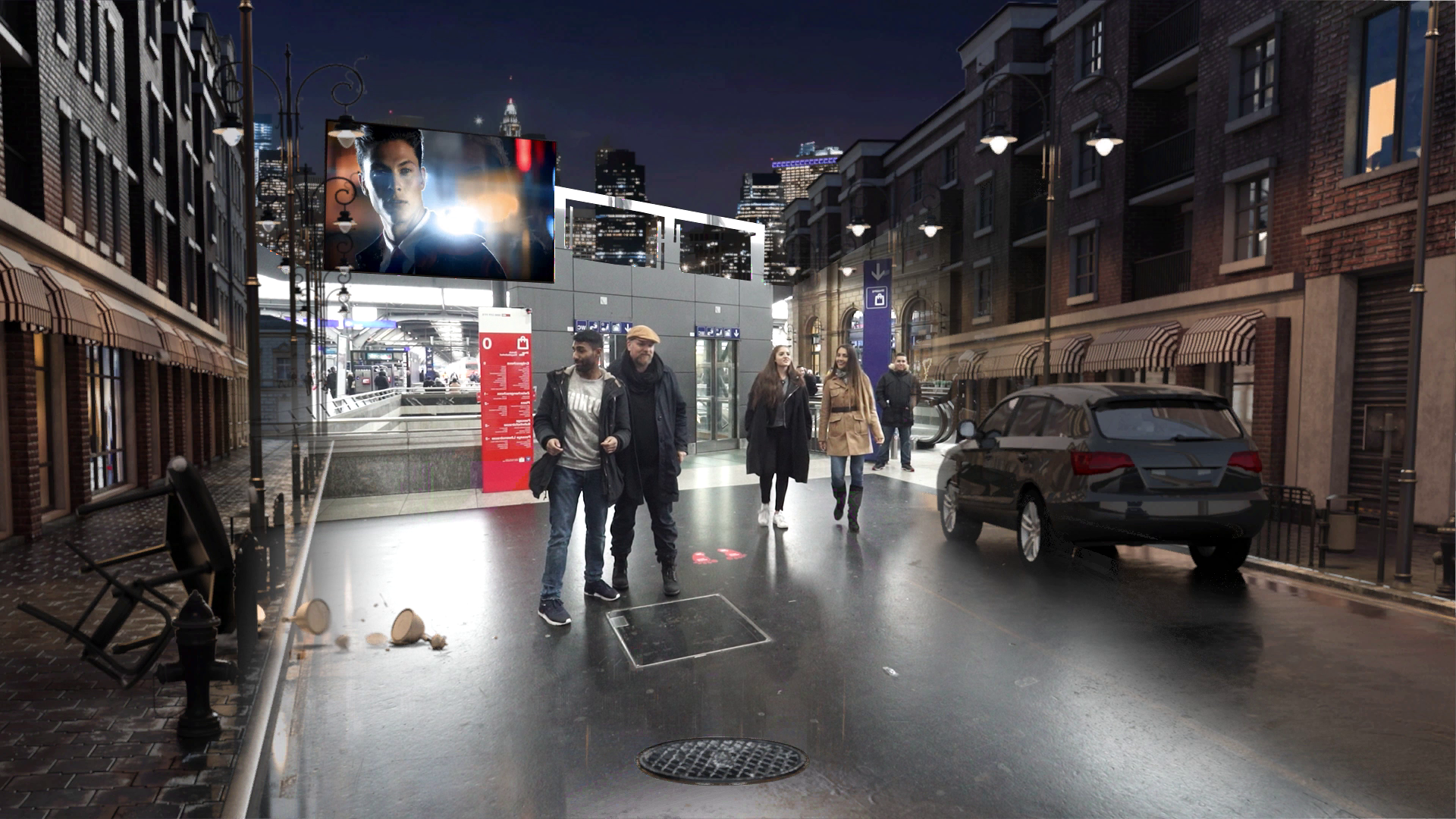 3rockAR Augmented Reality Advertising Services