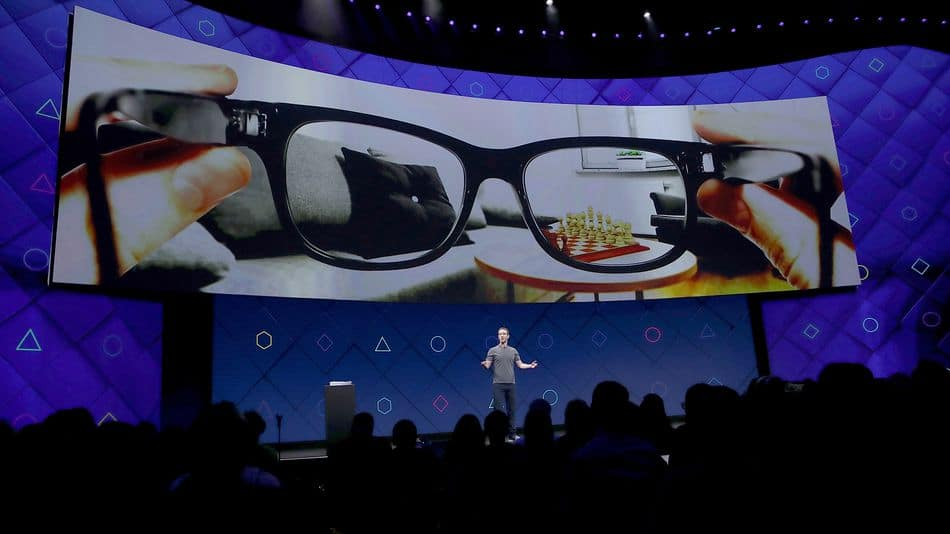 Is Facebook Building Its Own Augmented Reality Glasses? 3rockAR advertising