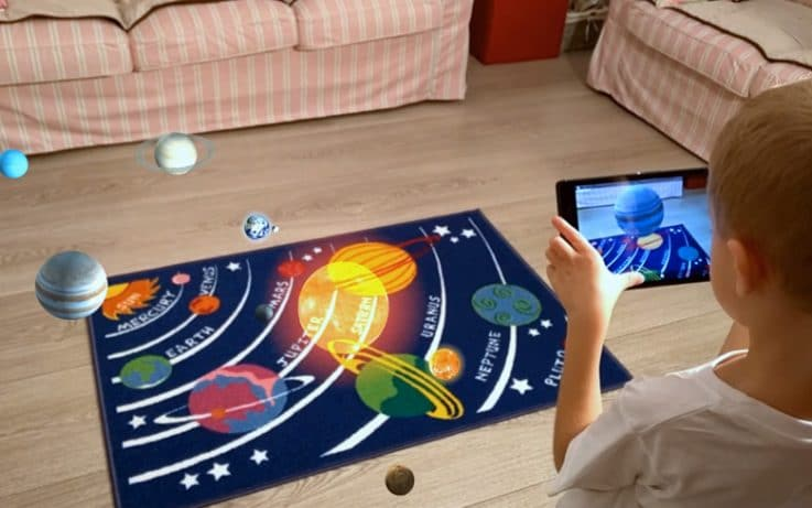 Augmented Reality Apps Changing Education 3rockAR Advertising