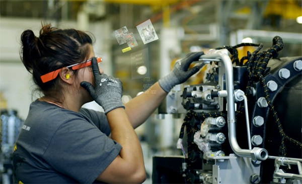What Can Augmented Reality Do For Manufacturing 3rockAR Advertising